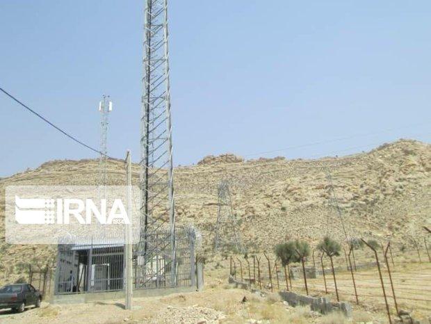 ارتباط تلفن همراه در مناطق سیلزده جاسک برقرار شد