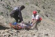 دختر ۱۷ ساله دیشموکی با سقوط از کوه جان باخت