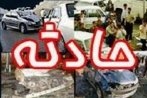 سقوط لودر در مهران جان یک نفر را گرفت
