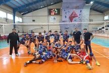 والیبالیست های نوجوان ارومیه برای لیگ کشوری آماده اند