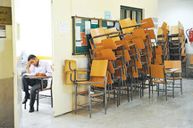 40 درصد صندلی های دانشگاه علمی کاربردی کهگیلویه و بویراحمد خالی است