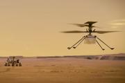 از برادران رایت تا پرواز بالگرد «نبوغ» بر فراز مریخ