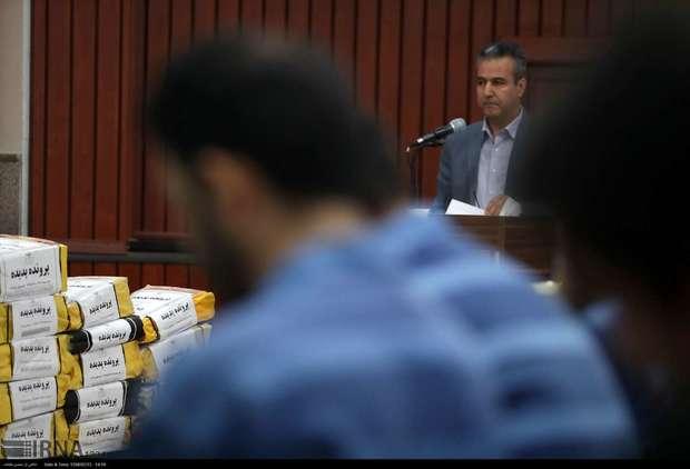 سومین جلسه رسیدگی به پرونده شرکت پدیده برگزار شد