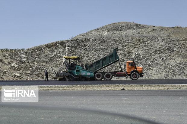 بزرگراههای استان اردبیل به ۳۰۰ کیلومتر افزایش مییابد