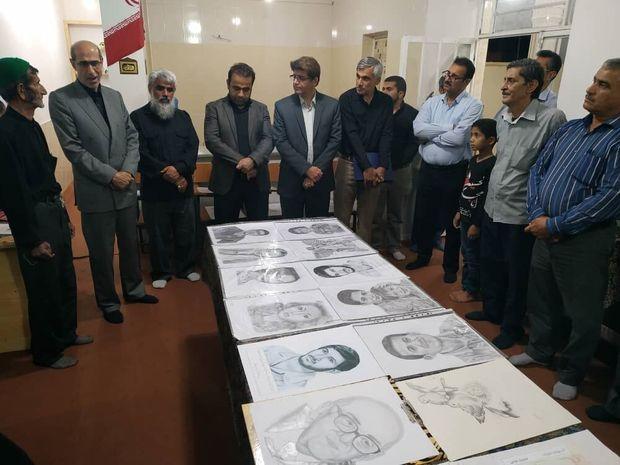 نخستین خانه فرهنگ و هنر روستایی  کشور در چاوشی استان بوشهر راه اندازیشد
