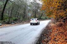 قزوین حال و هوای پاییزی به خود میگیرد