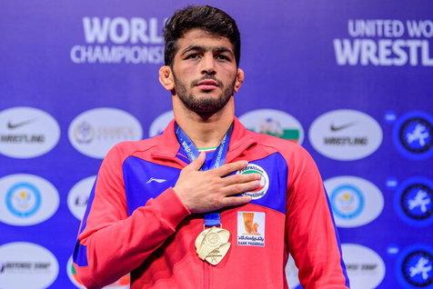 صدرنشینی حسن یزدانی در رنکینگ وزن ۸۶ کیلوگرم المپیک