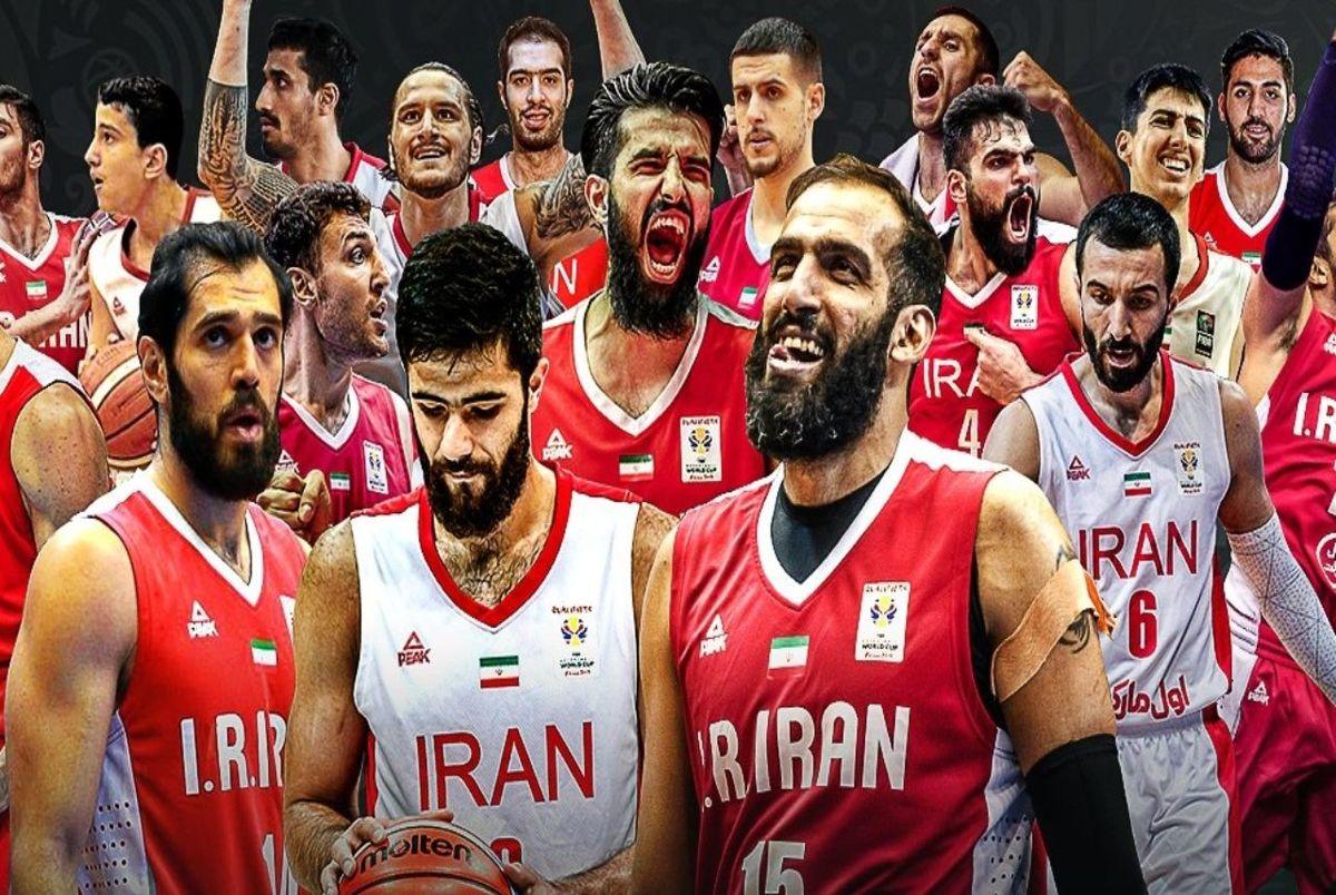 المپیک 2020 توکیو| آشنایی با حریفان بسکتبال ایران