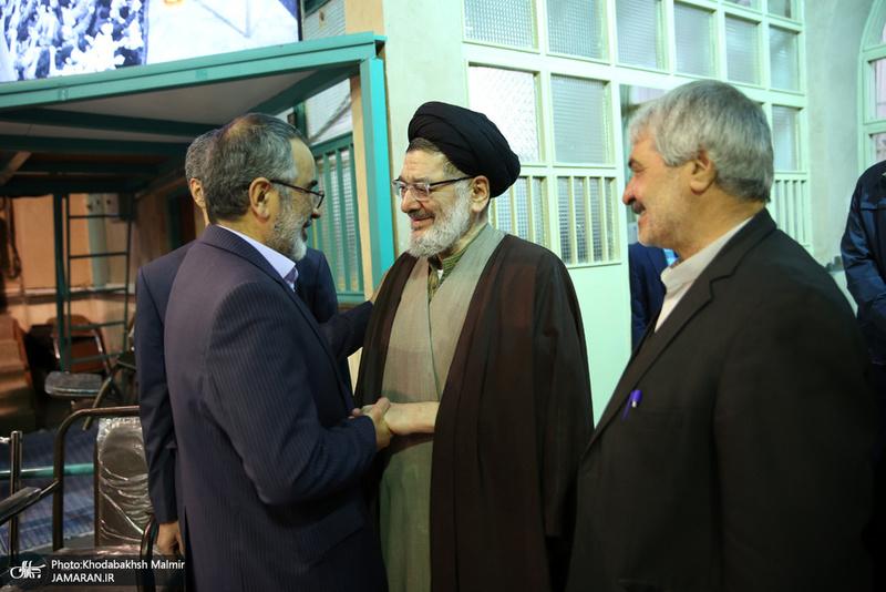 سخنرانی حجت الاسلام و المسلمین محمد علی انصاری در حسینیه جماران