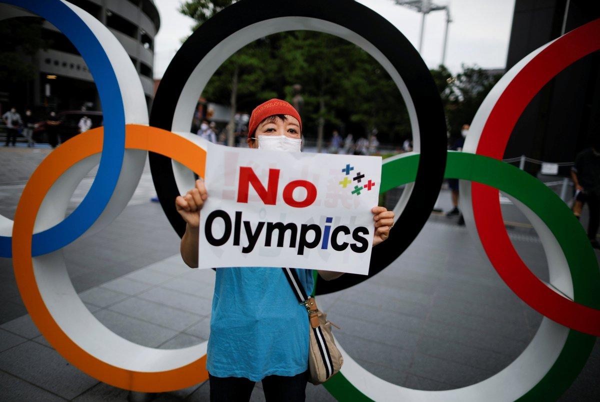 درخواست جهانی برای لغو المپیک