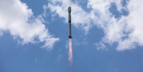 شکست چین در پرتاب ماهواره