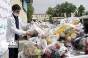 ۴۵۰ بسته معیشتی بین آسیب دیدگان کرونا در کدکن توزیع شد