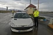 ۳۵ خودرو متخلف در جادههای نیشابور جریمه شد