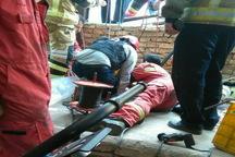 یک کارگر در عمق چاه 40 متری جان باخت