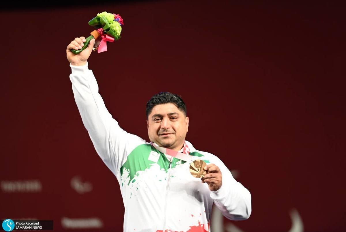پارالمپیک 2020| سامان رضی: انتظار داشتم مدال خوشرنگ تری بیاورم