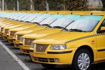 800 دستگاه تاکسی فرسوده در ارومیه نوسازی شد