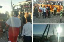 نتیجه پیگیری حادثه واژگونی اتوبوس دانشآموزان را به اطلاع مردم هرمزگان خواهیم رساند