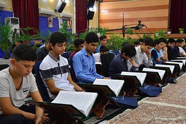 3 هزار و 750 دانش آموز لرستانی در مسابقات قرآن و عترت شرکت کردند