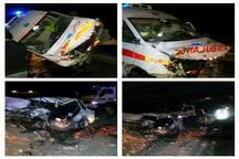 تصادف در محور بروجن- لردگان 2 کشته برجا گذاشت