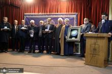 آیین اختتامیه نمایشگاه کنگره بازخوانی ابعاد شخصیتی امام علی(ع) +تصاویر