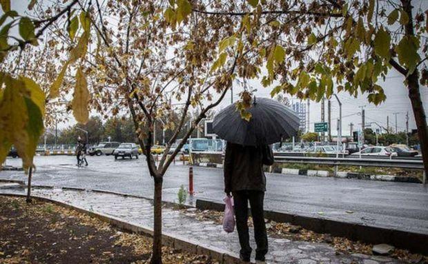 هوای ایلام فردا بارانی است