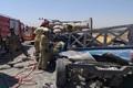 تصادف مرگبار در کمربندی دوم تهران