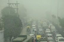 استمرار آلاینده ها و افزایش نسبی دما طی 2 روز آینده
