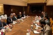 دیدار ظریف با وزیر خارجه افغانستان، مشاور امنیت ملی هند و لاوروف