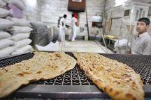 تنور داغ نرخهای جدید نان آزادپزها