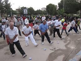 کمتر از ۱۰ درصد مردم ایران ورزش میکنند!