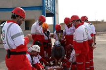 300 نفر در طرح بازآموزی امداد نوروزی استان مرکزی شرکت گردند