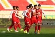 حواشی دیدار پرسپولیس و سپاهان +عکس و فیلم
