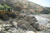 ۱۴۷ هزار کیلومتر رودخانه در کشور نیازمند ساماندهی است