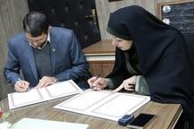 کتابخانه ها و محیط زیست کردستان تفاهم نامه همکاری امضا کردند