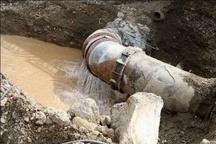 سه هزار میلیارد ریال برای اصلاح شبکه فرسوده آب کردستان نیاز است
