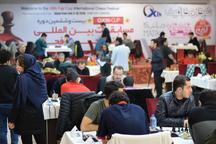 مصاف سرنوشت ساز استادان بزرگ شطرنج ایران ، روس واوکراین در دور هفتم