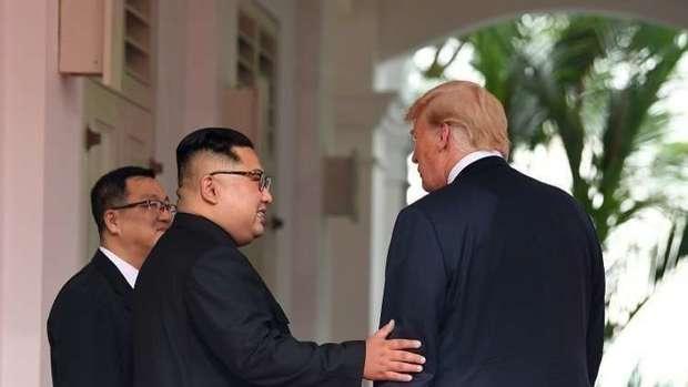 تعلیق مذاکرات هسته ای کره شمالی و آمریکا