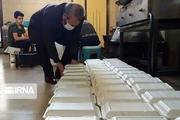طبخ ۳۰ هزار پرس غذای گرم برای آسیب دیدگان اجتماعی البرز