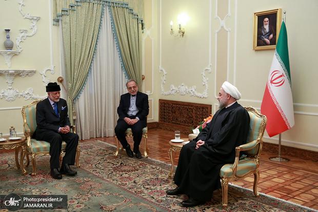 واکنش رسانه های عربی به حضور وزیر خارجه عمان در تهران