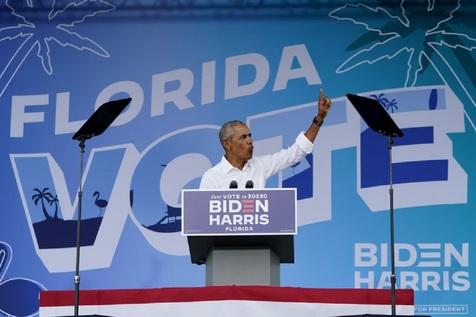 همکاری اوباما و همسرش با کمپانی نتفلیکس