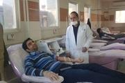 اهدای خون سهم یاوران یار مهربان در شکست کرونا است