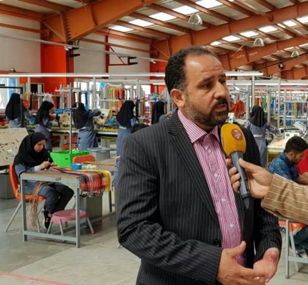 استقرار 37 واحد تولیدی دانش بنیان در شهرک های صنعتی استان قزوین