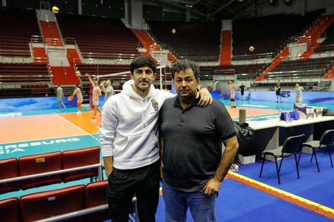 سردار آزمون: امیدوارم تیم ملی والیبال بهترین نتیجه را بگیرد/ والیبالی ها افتخار ایران هستند