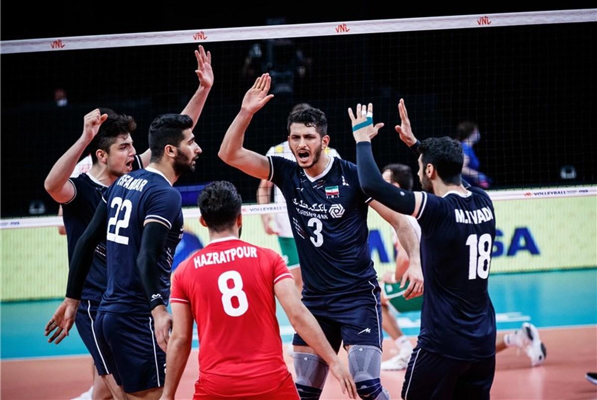ترکیب تیم ملی والیبال برای المپیک اعلام شد