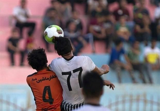 مس کرمان با 2 گل بر کارون اروند خرمشهر غلبه کرد