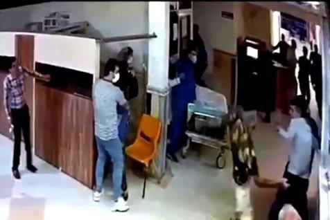قمهکشهای بیمارستان پورسینای رشت دستگیر شدند