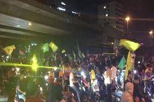 اطلاعیه حزب الله: موتورسواران معترض از ما نبودند