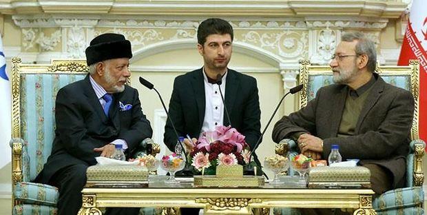 لاریجانی: تلاش آمریکا برای به صفر رساندن فروش نفت ایران بیثمر بوده است