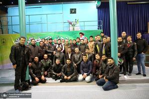 تجدید میثاق هیئت موتور سواران استان تهران با آرمانهای امام راحل