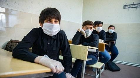 کدام دانش آموزان از اول بهمن به مدرسه می روند؟